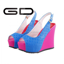 latest design wedge sandals ebay china website wedge sole ladies wedge shoes
