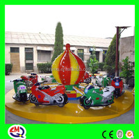 Kiddie attractive outdoor playground electr motocycl with good quality