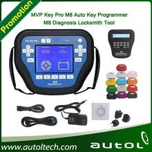 MVP Pro M8 Auto Key Programmer Diagnostics Most Powerful Key Programming Tool advanced diagnostics mvp pro 800 tokens
