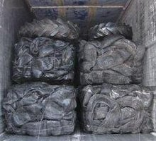 Scrap Rubber Tyres Baled