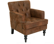 Leather sofa chair wholesale /new modern design single seather leather sofa chair