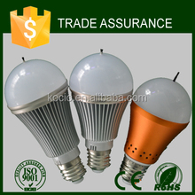 Anion energy saving CE Rohs factory ISO9001 led bulbs 11W pure white