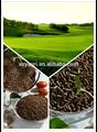 semilla de té de pellets abono orgánico para campo de golf