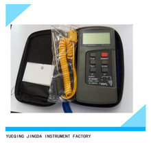 High precision TM6801B+ Digital Thermometer Temperature Reader & K Type Sensor Thermocouple made in china