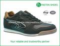 La zapatilla de deporte de los hombres de Breathable calza color negro