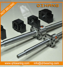 Rolled Thread Manufacturing Process precision ball screw 20mm,pitch 5mm