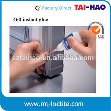 free sample loctit 410 prism instant glue - black toughened glue - high viscosity super glue