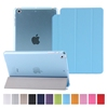 2015 New&Hot Smart Cover Case For iPad mini 1/2/ 3 Retina wake-up sleep Material 2pcs/lot
