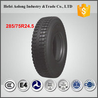 China factory direct sell radial truck tires 285/75R24.5