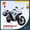 Powerful Racing Bike 600CC Low Price for Police SD600GS-15