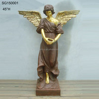 Beautiful handmade large size garden angel for sale