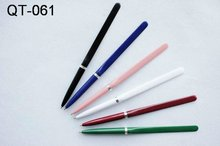 low cost round-shape ball pen /QT061