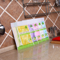 No deformation Best Cleaning Cloths Household Glass Cleaning Products With Xylon