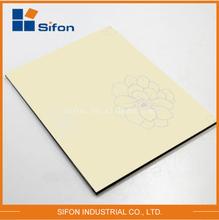 2015 China Manufacturer Hot Sale Cladding Aluminium Composite Panel /Wall Aluminium Cladding