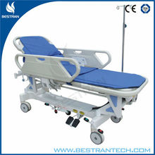 BT-TR009 HOT SALES!!! CE Approved hospital stretcher dimensions