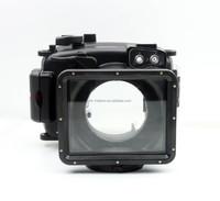 Professional Meikon 40M/130ft Waterproof Camera Casing for Fujifilm XM1 (16-50mm)