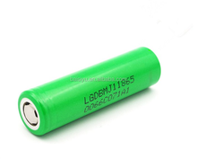 Widely used battery 18650 torch rechargeable battery 18650 lg mj1 3.7v li-ion battery