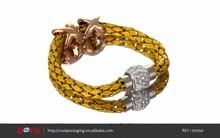 2015 latest design mesh bracelet for perfume gift