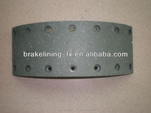 FF grade brake lining disc brake pad for Mercedes Benz