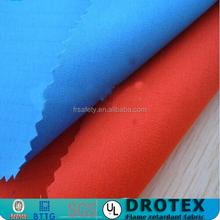 80%polyester 25% cotton ESD Antistatic&fireproof &fire retardant moisture absorbing fabric