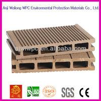 wood plastic composites material hersteller decking wpc