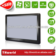 2014 Wholesale Checkout 7 inch motor navigation gps with 800MHz CPU 4GB Memory only $33