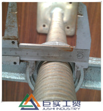 casted scaffolding screw jack nut