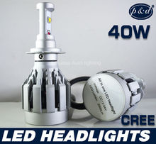 H4 Model 30W Hi/Low beam led headlights