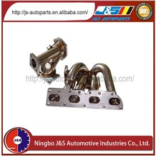 High Performance Tubular Turbo Racing Design jmc exhaust manifold