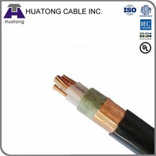 6/10 Kv PVC or XLPE insulated power cable manufacturers