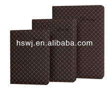 New Design Office & School PU/PVC leather cover notebook