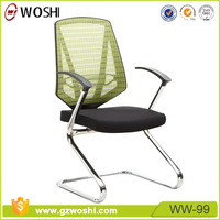 Mesh fashion conference room training chair office Upholstered seating