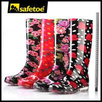 Women plastic rain boots,high heel rain boots for women,sexy pvc thigh high boots W-6040