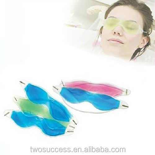 Promotional Gift Gel Hot Cold Compress Eye Mask
