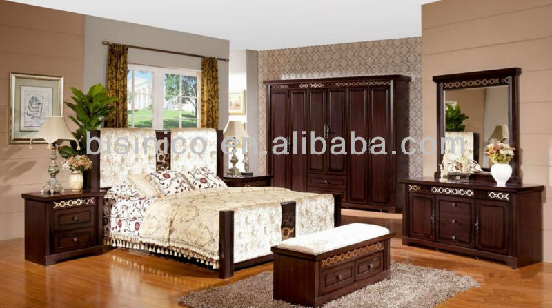 vintage design w panel bett r ckenpolster klassischen massivholz schlafzimmerm bel betten. Black Bedroom Furniture Sets. Home Design Ideas