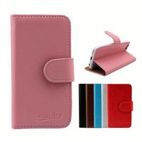 cheap phone cases flip leather back cover for htc sensation/z710e