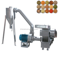 Stainless Steel Coriander Seed Processing Machine