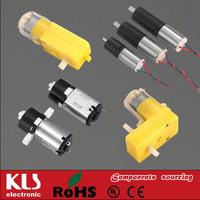 Good quality dc motor 6000 rpm micro small UL CE ROHS 3728 KLS