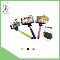 Factory Wholesale selfie monopod Bluetooth for Phone photograph