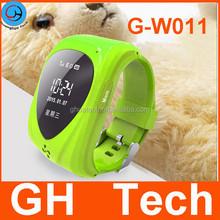 GH Wrist Watch GPS Tracker G-W011 No month fee Tracking software