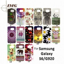 Alibaba express IMD TPU case for samsung galaxy s6, for samsung s6 case with 15 styles Customize welcome