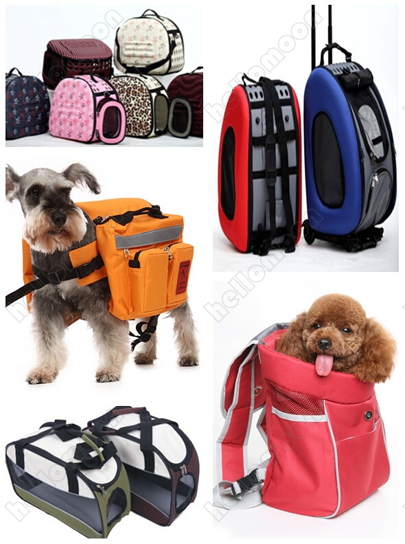 2015 High Quality Fashion Newest Eco-friendly Dog Carry Bag