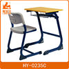 China wholesale plastic school table and chair set everlasting