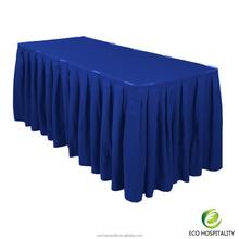 Five Star Restaurant Table Skirt