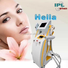 Multi-Function IPL+RF+E-light+RF skin care & spot removal Beauty Equipment in low price