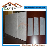 Middle And High Density Different Choose And Color Fiber Cement Board