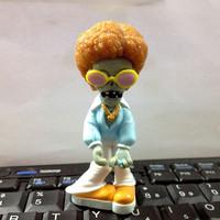 Plastic zombie figure toys,Custom PVC Zombie action figure,Custom small plastic toy figure zombie
