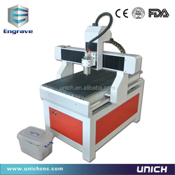 Manufacturer! small size 3d computer controlled wood carving machine