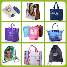 10OZ CMYK tote recyclable cotton shopping bag