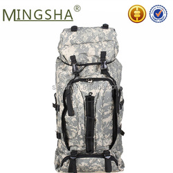 china wholesale outdoor Tactical bag backpack for travel and Hiking